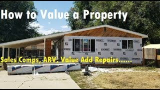 How To Value An Investment Property (ARV)