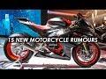 15 More New Motorcycle Rumours For 2020 (BMW, KTM, Honda, Suzuki, Yamaha, Kawasaki)