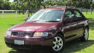1997 audi a3 manual turbo nz new hatchback no reserve cash4cars cash4cars sold