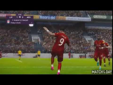Highlight Liverpool vs Arsenal   The Reds Menang Lewat Adu Penalti
