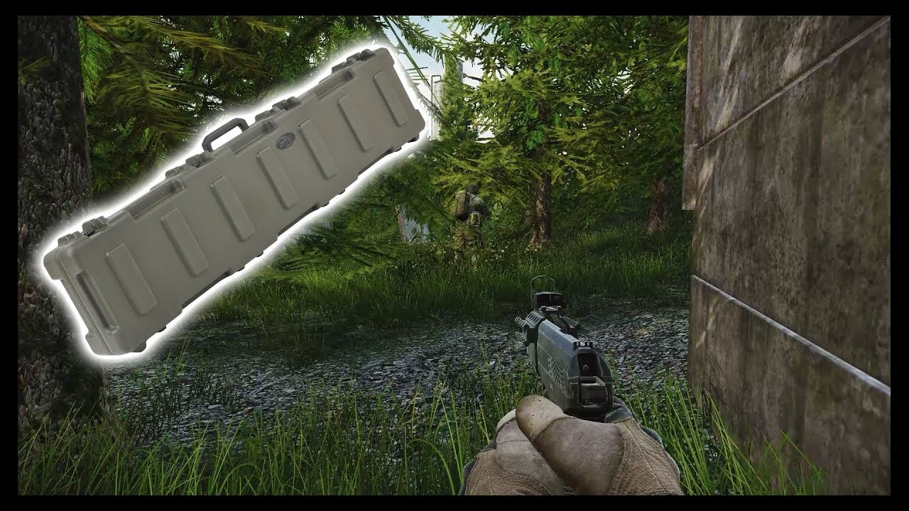 Weapon case tarkov | Escape from Tarkov  2019-03-17