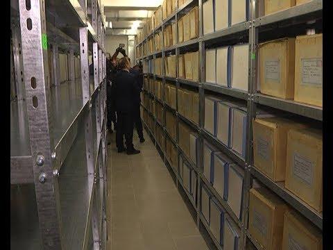 Телеканал ІНТБ: Державний архів Тернопільської області переїхав на Карпенка