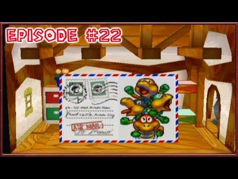 Paper Mario - Onwards To Endless Mail! - Episode 22