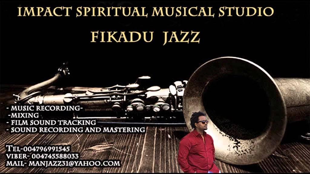 [Gurage]STYLE INSTRUMENTAL MUSIC MUSIC [ Arrangement] FIKADU JAZZ [IMPACT STUDIO]
