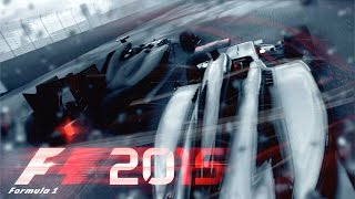F1 2015 PC NEXT GEN- Stormy Rain Gameplay w/ Fernando Alonso [HD]