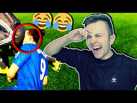 FIFA 17 TRY NOT TO LAUGH CHALLENGE 😂😂 BEST FIFA 17 FAILS #1