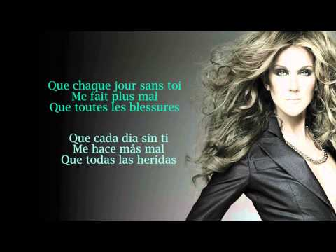 Contre Nature - Celine Dion (Français paroles - traducción Español)