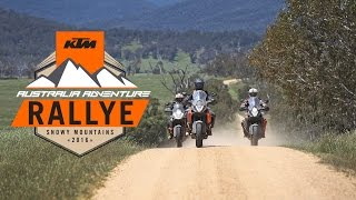 KTM Australia Adventure Rallye 2016 | Event Preview