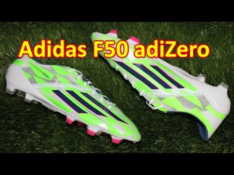 Adidas F50 adizero Supernatural - Review + On Feet (4K)