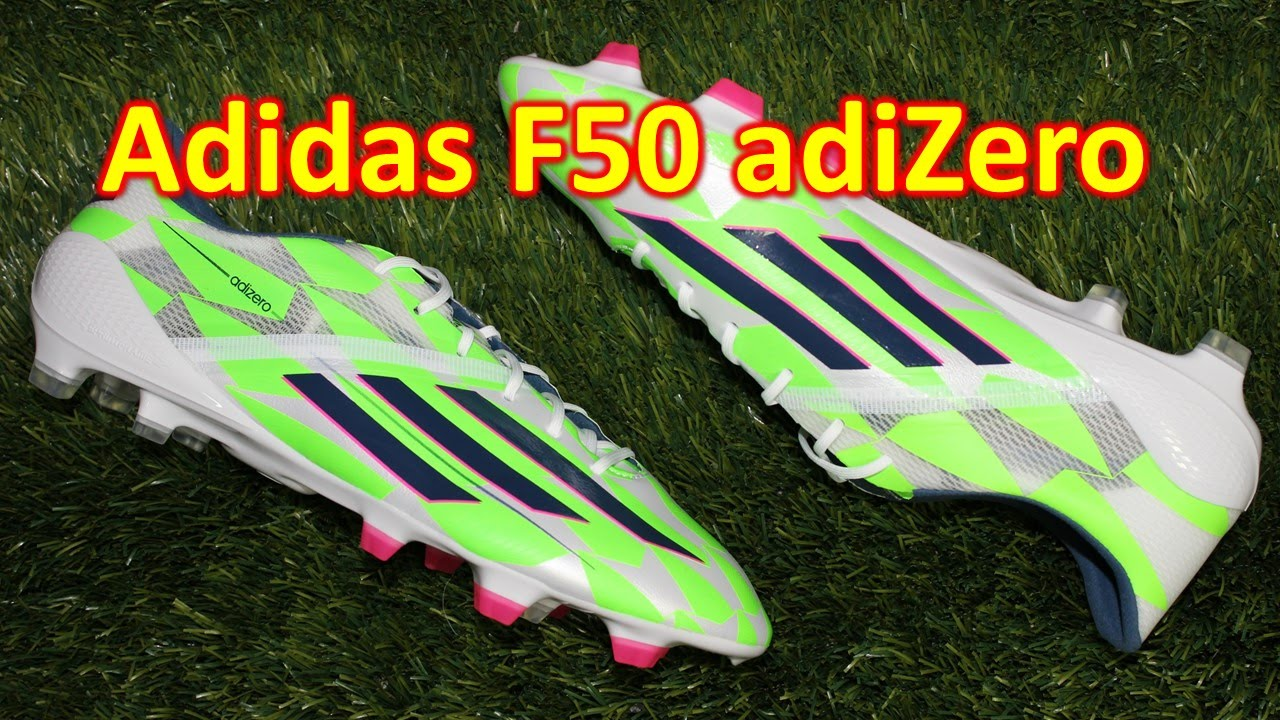Adidas F50 adiZero 2014 Synthetic Review Soccer Reviews