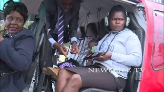 RUTO SENDS CHOPPER TO AIRLIFT BABY IAN, FIND OUT WHY