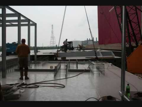 Learning Barge: Delivery (part 4) on July 27, 2009
