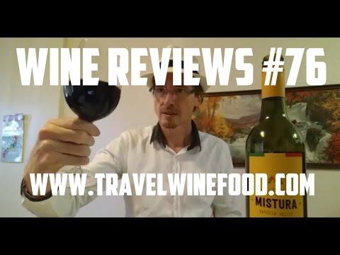 Wine Reviews #76. Mistura Barossa Valley Vintage 2014 Touriga Amarela Cao