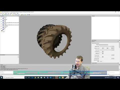 Modding - John Deere 7520, It Was A MESS RDAllen 01 06 2020