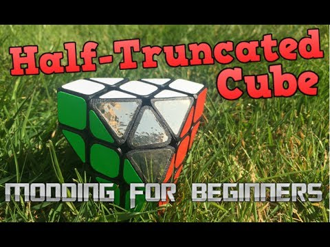 Half Truncated Cube Mod Tutorial! (Only Basic Tools Required)