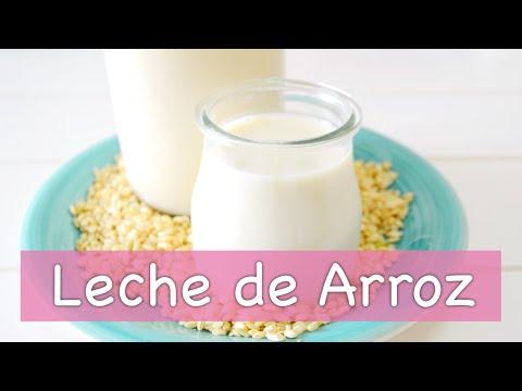Básicos: Cómo hacer LECHE DE ARROZ | Leches vegetales