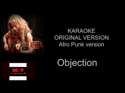 Shakira - Objection (karaoke afro punk version)