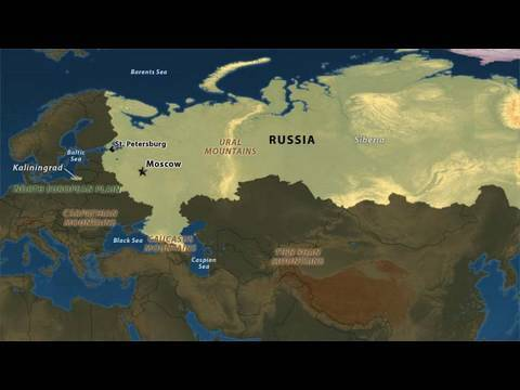 Dispatch: Geopolitics of Russian Modernization
