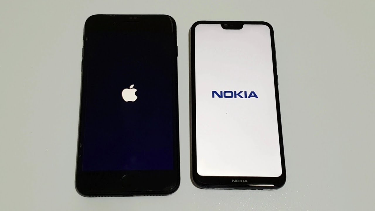 nokia 6 1 plus x6 vs iphone 7 plus speed test 4k youtube. Black Bedroom Furniture Sets. Home Design Ideas
