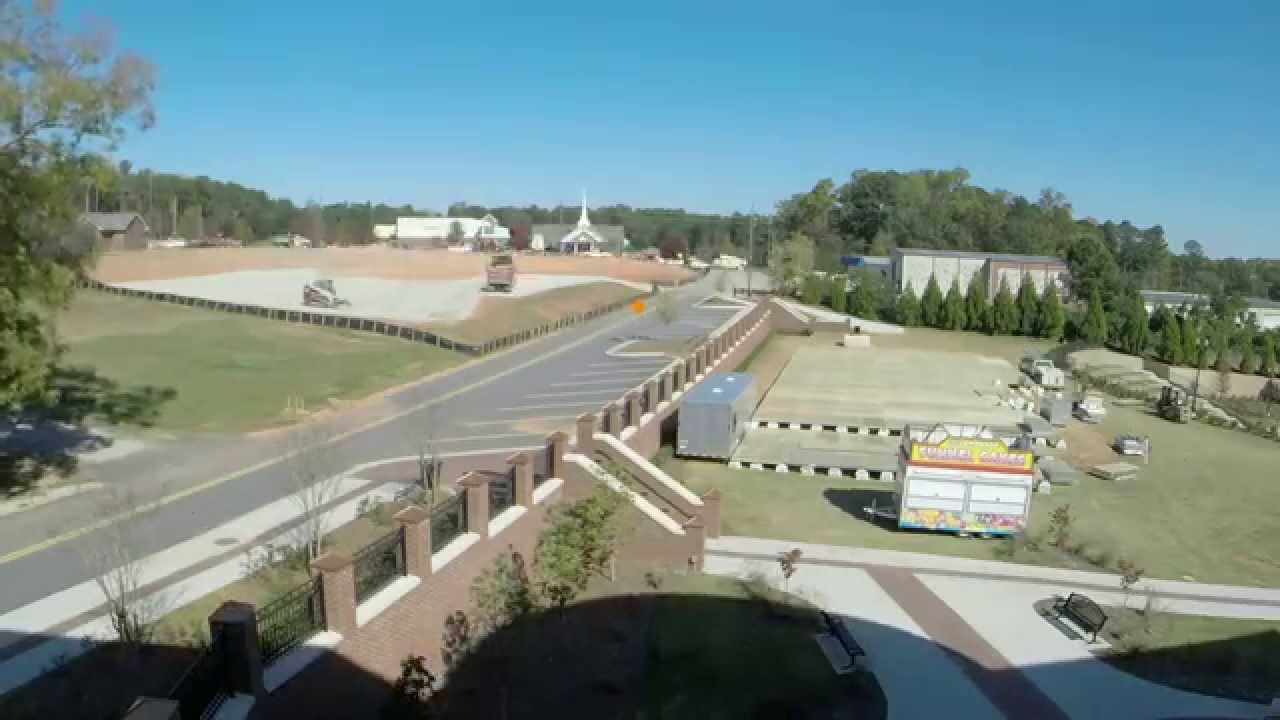 ice rink sugar hill time lapse build day 7 youtube
