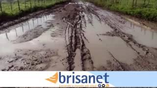 Russas: Moradores do Campo limpo, sofre com estradas intransitáveis.