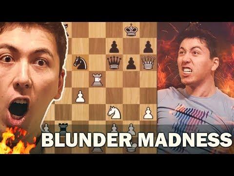 GM Eric Hansen | Chess And Rage Compilation