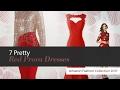 7 Pretty Red Prom Dresses Amazon Fashion Collection 2017