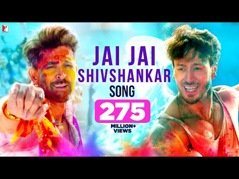 Jai Jai Shivshankar Video Song - War