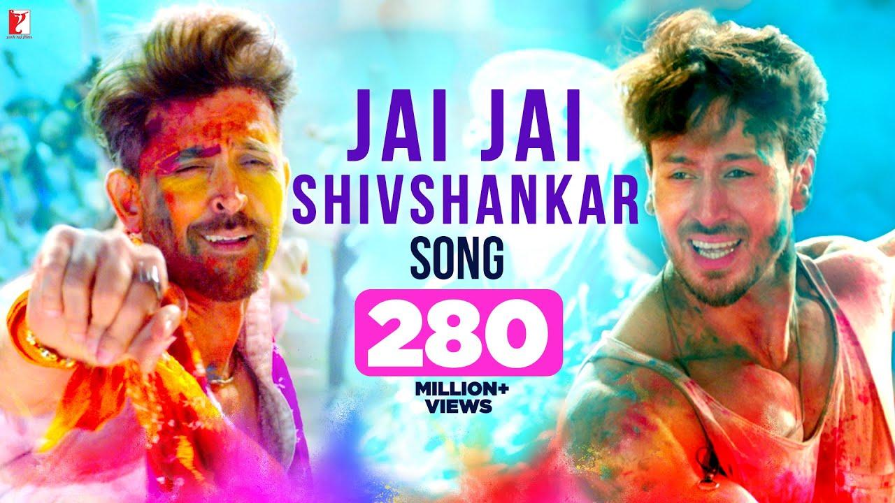 Jai Jai Shivshankar Song | War | Hrithik Roshan | Tiger Shroff | Vishal & Shekhar ft, Vishal, Be