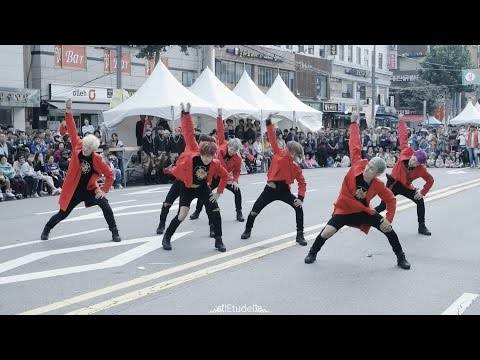 [Requested]프로젝트케이(Myanmar Team   Project_K)  특별상 붐바야 BOOMBAYAH(블랙핑크)외 Cover @ 세계거리춤축제 by lEtudel
