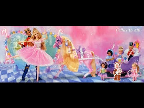 Barbie princesse raiponce 2002 dessin anim youtube - Dessin anime barbie princesse ...