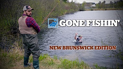 Gone Fishin' - New Brunswick Edition