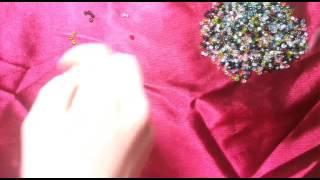 Бисероплетение. Видео урок для начинающих. Плетение кубиками.