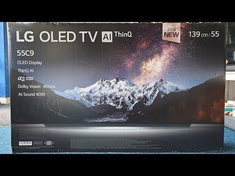 LG 2019 OLEDC9