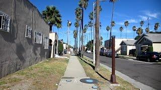 Самый опасный район Лос-Анджелеса - Chesterfield Square
