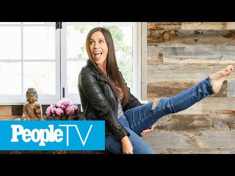 Inside Soleil Moon Frye's 'Hippie Girl' Family Farmhouse In Hidden Hills  PeopleTV