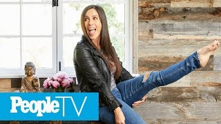 Inside Soleil Moon Frye's 'Hippie Girl' Family Farmhouse In Hidden Hills | PeopleTV