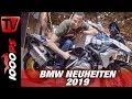 Zukunft BMW Boxer - Wie geht es weiter? BMW GS 2019 Details auf der INTERMOT