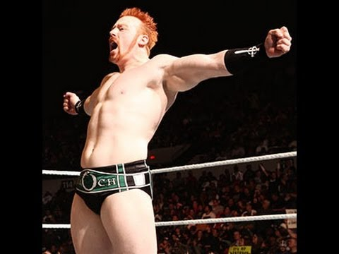 Raw - Sheamus Quiets The Mouth Of Jinder Mahal
