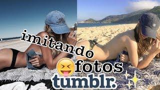 IMITANDO FOTOS TUMBLR, FINALMENTE! thumbnail