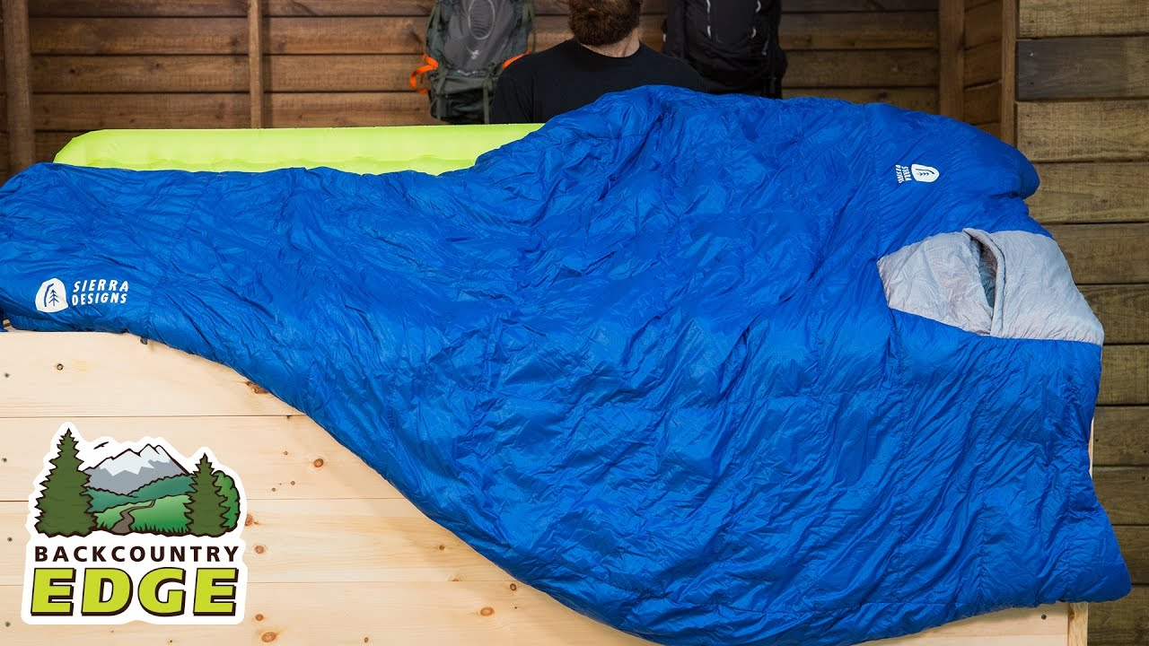 Sierra Designs Backcountry Quilt 700 / 15 Degree - YouTube : sierra designs backcountry quilt review - Adamdwight.com