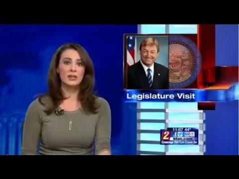 Heller Addresses Nevada Legislature via KTVN