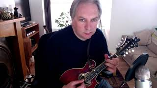 Tom Busby's (jig) on mandolin