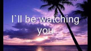Every Breath You Take with lyrics -The Police