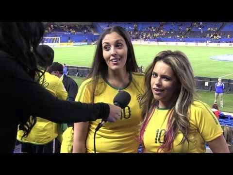 The Offside:  Brazil vs. Chile