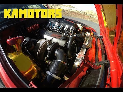 Bmw E30 M20 Itb Turbo Testing 9psi Kamotors Youtube