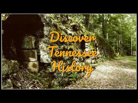 Tennessee Discovery! Historic Dunlap Coke Ovens & Museum~