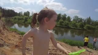 видео Водный поход по Киржачу (Илейкино-Усад)