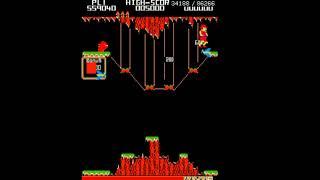Bongo (Arcade) Score TAS: 1,252,050 Points