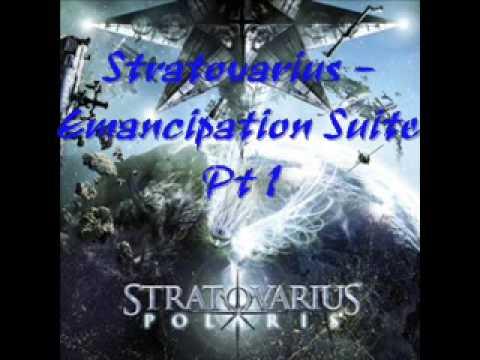 Stratovarius - Emancipation Suite Pt 1